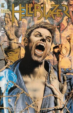 Cover for Hellblazer #69