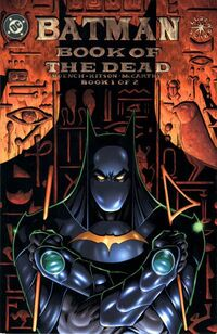 Batman Book of the Dead 1