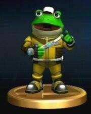 Slippy Toad Trophy