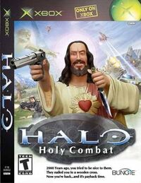 Haloholycombat