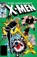 Uncanny X-Men Vol 1 178