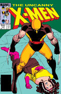 Uncanny X-Men Vol 1 177