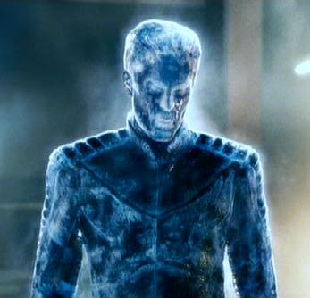 X-Men Movie Iceman