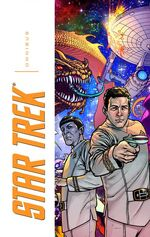 Star Trek Omnibus volume 1 cover