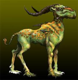 Criaturas:Laigrek-Iriaz-Sabueso Kath-Kinrath 250px-WotC_Iriaz