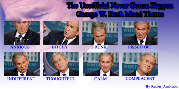GWBushmoodtheme