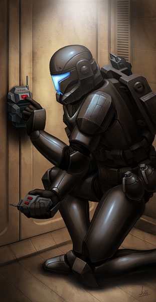 Military Forces Clone_commando_TCWCG