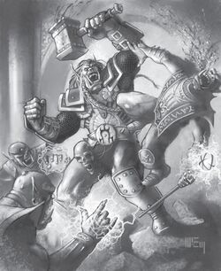 Orgrim Doomhammer