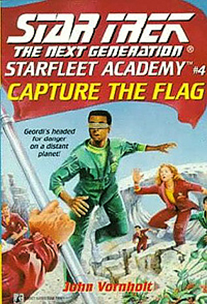 Capture the flag novel