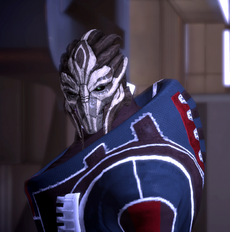 Citadel Council-Turian council member