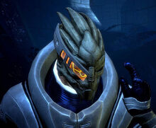 Turian Military Scouting