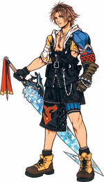 Tidus FFX