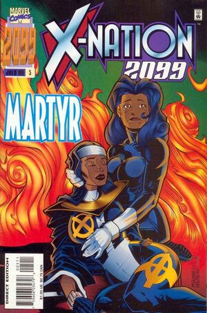 X-Nation 2099 Vol 1 5
