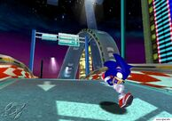 Sonic Speed Highway