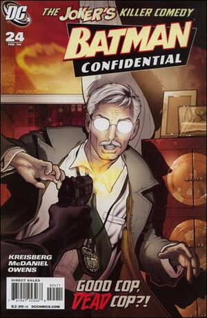 Cover for Batman Confidential #24 (2009)