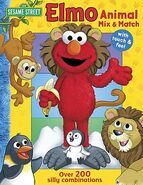 Elmo Animal Mix &amp; Match