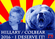 HillaryColbear2016