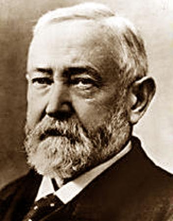 Präsident Harrison