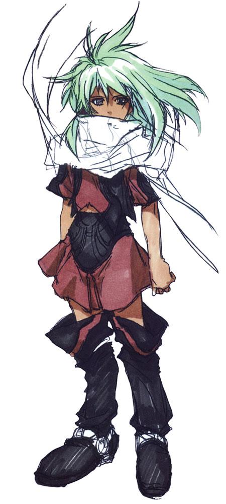 Emeralda Kasim - The Xenosaga Wiki - Xenosaga, Xenosaga 2 ...