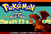 Pokmon Rojo Fuego