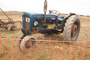 Bettinson 3 wheel Fordson Major at GDSF 08 - IMG 0731