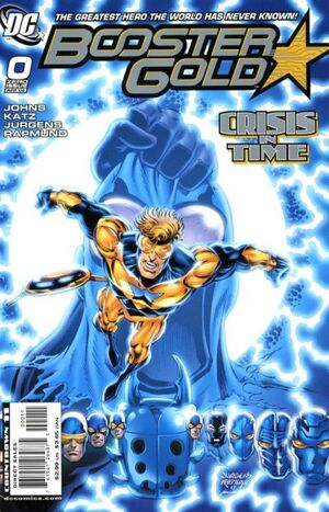 Cover for Booster Gold #0