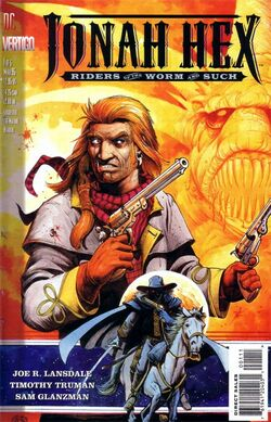 Jonah Hex Riders of the Worm and Such 1