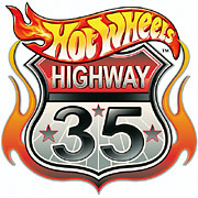 Hot Wheels Official Logo Highway 35 World Race
