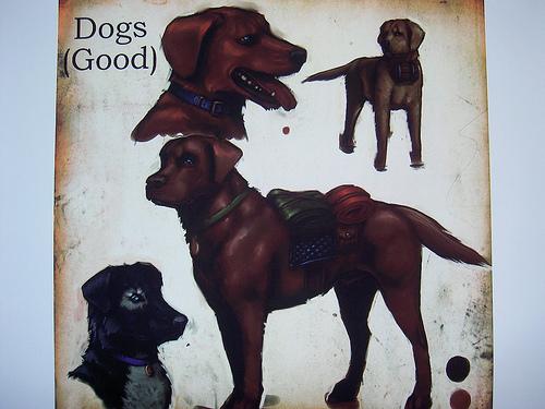 Fable  Evil Dog Breeds