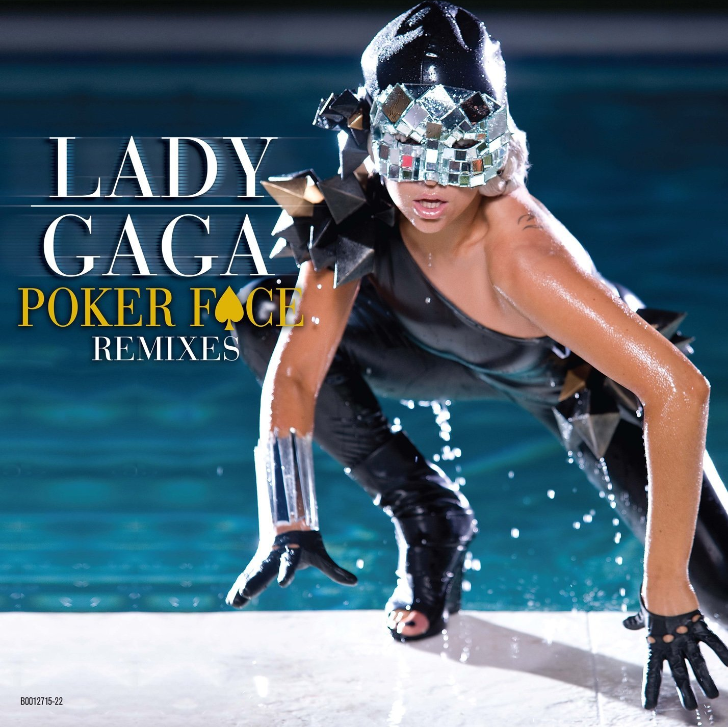 Lady gaga poker face space cowboy remix