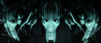Grievous masks