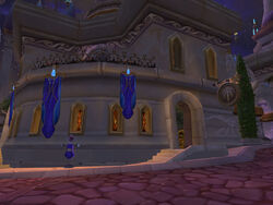 Dalaran Visitor Center