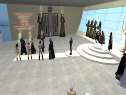 Ceremony in Somnium City 001