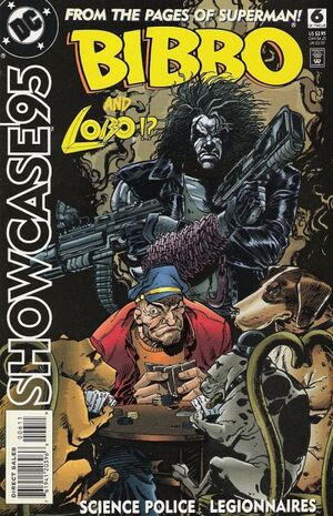 Cover for Showcase '95 #6