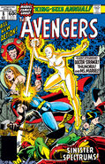Avengers Annual Vol 1 8