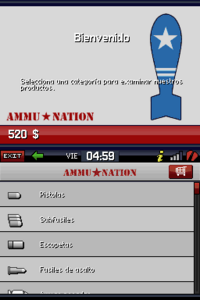Ammu-Nation CW