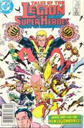 Legion of Super-Heroes Vol 2 339