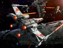 X-wing SWGTCG