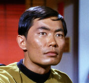 Hikaru Sulu, 2266