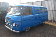 Commer van at Donnington Park 09 - IMG 6112small