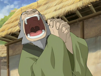 Iroh singing Girls from Ba Sing Se