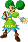 Farore (Oracle of Ages &amp; Oracle of Seasons)