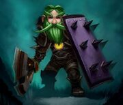 Gnome warrior