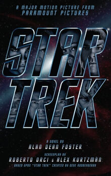 Star Trek film novel