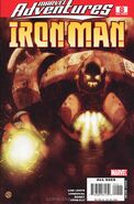 Marvel Adventures Iron Man Vol 1 8