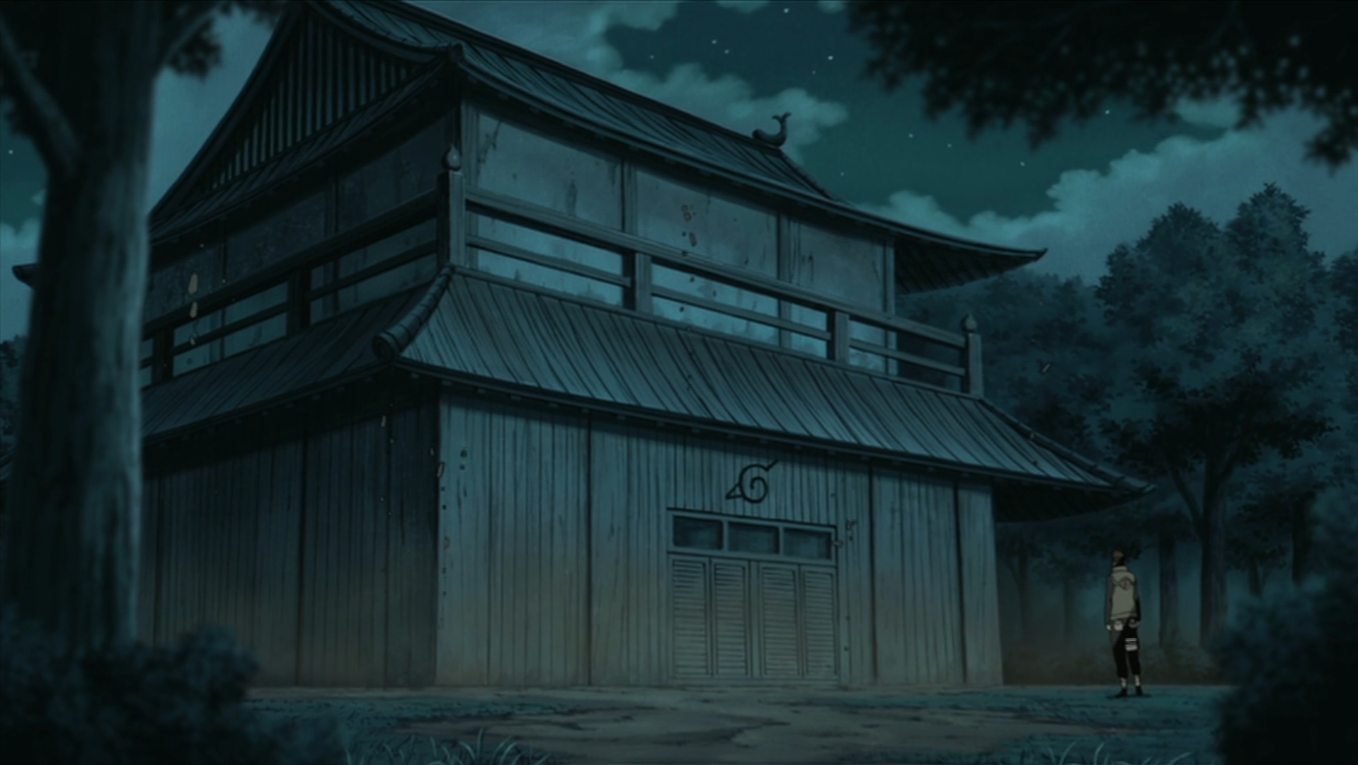 Senju Ichizoku Wood_Style,_Four_Pillars_House_Anime