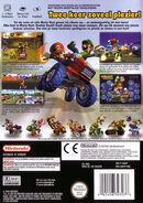 Mario Kart Double Dash (Back) (EU)