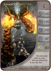 Duels - Balance Elemental