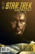 Alien Spotlight Klingons cover