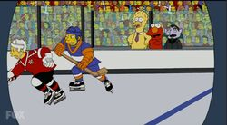 SimpsonsSSOnIce